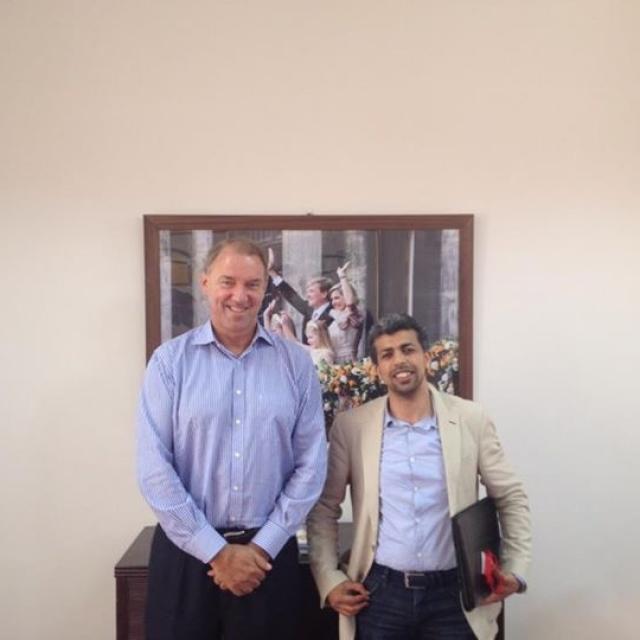 Ambassade van Nederland in Marokko